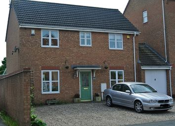 3 bed link-detached house for sale in Goodheart Way, Thorpe Astley, Leicester LE3