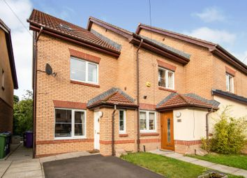 3 bed terraced house for sale in Berryknowes Drive, Glasgow G52