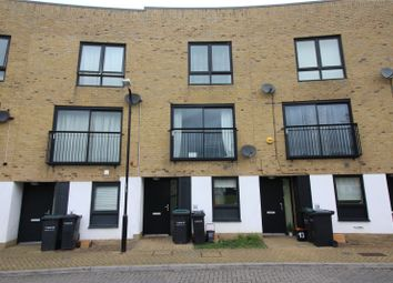 Thumbnail 5 bed terraced house to rent in Southfields Green, Gravesend, Kent