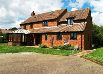 Thumbnail 5 bedroom detached house for sale in North Walsham Road, Suffield, Norwich