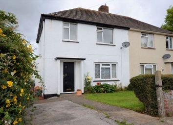 Thumbnail 4 bed semi-detached house for sale in Queens Crescent, Brixham