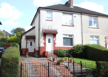 Thumbnail 1 bed flat for sale in Eden Street, Riddrie, Glasgow