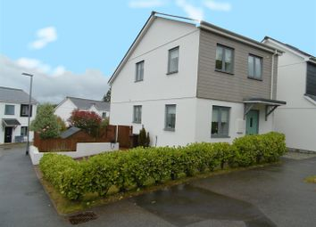 Thumbnail 3 bed detached house for sale in Shortacross View, Widegates, Looe