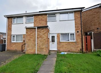 Thumbnail 3 bedroom semi-detached house for sale in Francis Ward Close, West Bromwich