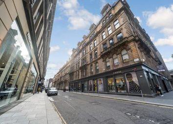 Thumbnail 1 bed flat for sale in Miller Street, Merchant City, Glasgow, Lanarkshire