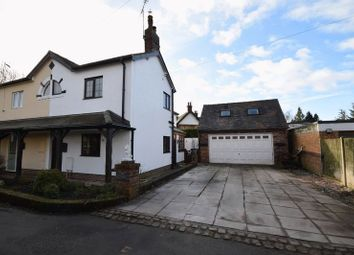 Thumbnail 2 bed cottage for sale in Caverswall Road, Blythe Bridge, Stoke-On-Trent