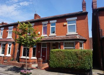 Thumbnail 3 bedroom semi-detached house to rent in Edenhall Avenue, Manchester