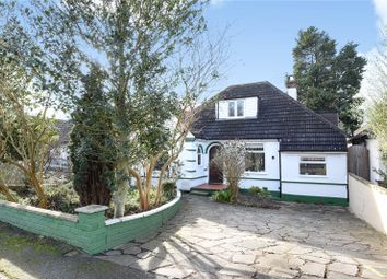 Thumbnail 4 bed detached bungalow for sale in Hillside Road, Northwood, Middlesex