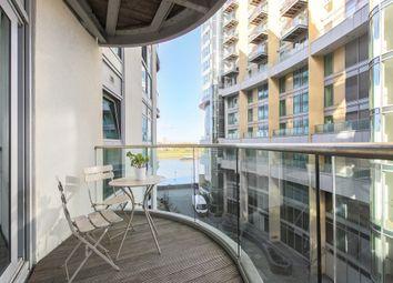 Thumbnail 1 bedroom flat to rent in Orbis Wharf, Battersea