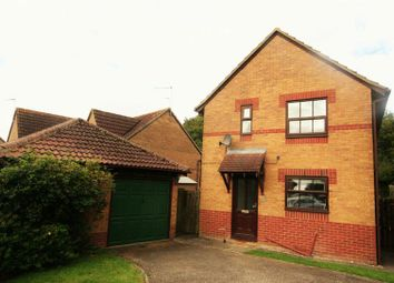 Thumbnail 3 bed detached house to rent in Pether Avenue, Brackley, Northants
