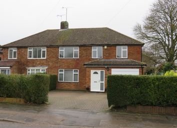 Thumbnail 4 bed semi-detached house for sale in Christchurch Road, Tring