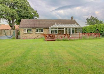 Thumbnail 4 bedroom bungalow for sale in Hepscott, Morpeth