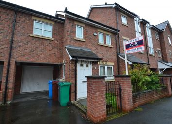 Thumbnail 3 bed terraced house for sale in Mackworth Street, Manchester