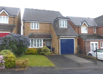 Thumbnail 4 bed detached house for sale in Mill Race, Neath Abbey, Neath
