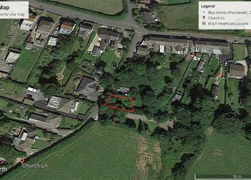 Thumbnail Land for sale in Church Lane, Blue Anchor, Swansea, Swansea