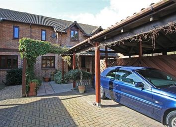 Thumbnail 3 bed terraced house for sale in Redwood Close, Lymington, Hampshire