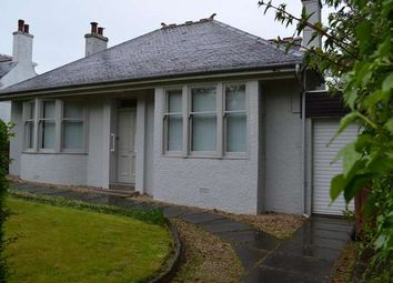 Thumbnail 2 bed detached bungalow for sale in 1 Ardrossan High Road, West Kilbride