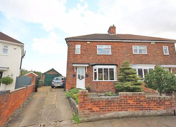 Thumbnail 3 bed semi-detached house for sale in Drew Avenue, Grimsby