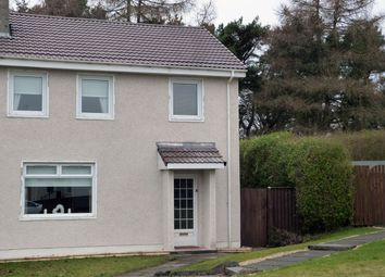 Thumbnail 3 bed semi-detached house for sale in Dalrymple Drive, Village East Kilbride