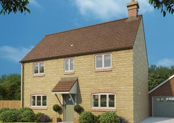 Thumbnail 4 bed detached house for sale in Ash Gardens, Burcote Road, Wood Burcote, Towcester