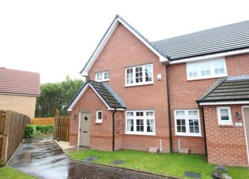 Thumbnail 3 bed property for sale in Vesuvius Drive, Motherwell, North Lanarkshire