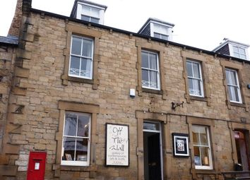 Thumbnail Retail premises for sale in Off The Wall, 24 Hill Street, Corbridge