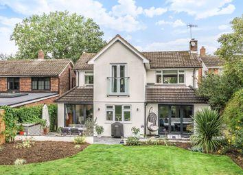 Dornden Drive, Langton Green, Tunbridge Wells TN3. 4 bed detached house