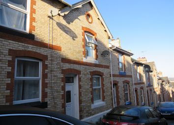 Thumbnail 2 bed terraced house for sale in Hilton Road, Newton Abbot