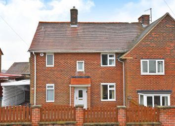 Thumbnail 3 bed semi-detached house for sale in Cecil Road, Dronfield, Derbyshire