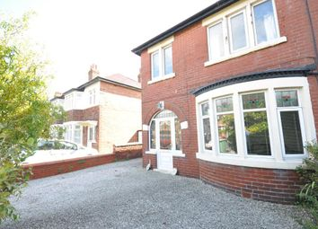 Thumbnail 3 bed semi-detached house for sale in Ashley Road, St Annes, Lytham St Annes, Lancashire