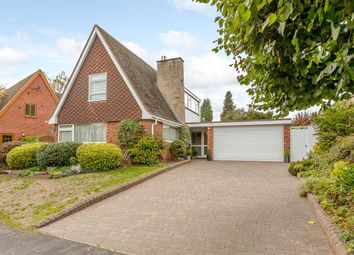 Thumbnail 4 bed detached house for sale in Wentworth Drive, Lichfield