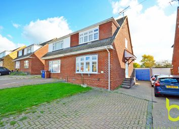 Thumbnail 3 bed semi-detached house for sale in Edinburgh Avenue, Corringham, Stanford-Le-Hope
