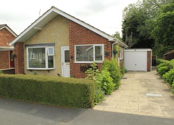 Thumbnail 2 bed bungalow for sale in Oakwood Close, Church Fenton, Tadcaster