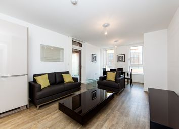 Thumbnail 1 bedroom flat to rent in Poldo House, Enderby Wharf, Greenwich