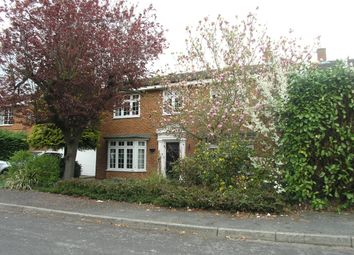 Thumbnail 4 bed property to rent in Harwood Gardens, Old Windsor, Windsor