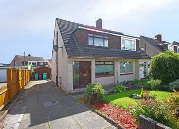 Thumbnail 3 bed semi-detached house for sale in Lochearn Crescent, Airdrie, North Lanarkshire