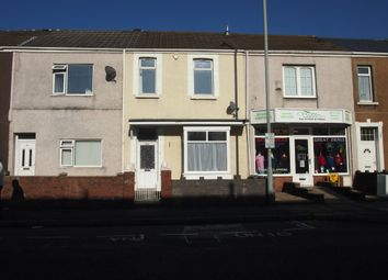 Thumbnail 3 bed terraced house to rent in Port Tennant Road, Port Tennant, Swansea, Abertawe