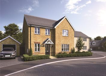 Thumbnail 4 bed detached house for sale in The Grove, Rockmill End, Willingham, Cambridgeshire
