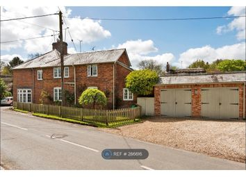 Thumbnail 4 bed semi-detached house to rent in Stoke, Stoke, Andover