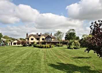Thumbnail 4 bedroom equestrian property for sale in Main Street, Gunby, Grantham, Leicestershire
