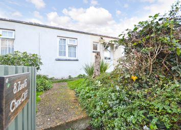 Thumbnail 2 bed terraced bungalow for sale in Cliff Road, Totland Bay