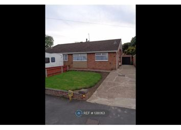 Thumbnail 2 bedroom bungalow to rent in Clyfton Crescent, Immingham