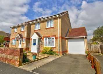 Thumbnail 3 bedroom detached house for sale in Bullfinch Close, Cullompton