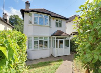 Thumbnail 3 bedroom detached house for sale in Roke Road, Kenley