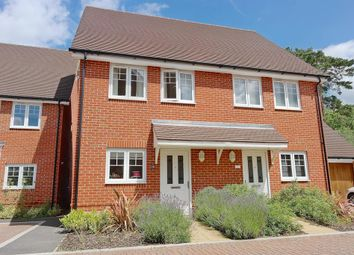 Thumbnail 2 bed semi-detached house to rent in Kiln Close, Finchampstead, Berkshire
