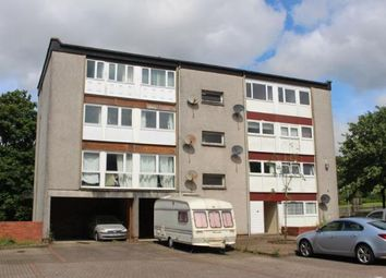 Thumbnail 3 bed flat for sale in Glenacre Road, Cumbernauld, Glasgow, North Lanarkshire