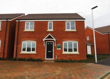 Thumbnail 4 bed detached house for sale in Snellsdale Road, Newton, Rugby