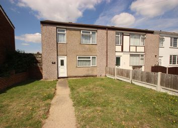 Thumbnail 3 bed end terrace house for sale in Link Road, Canvey Island