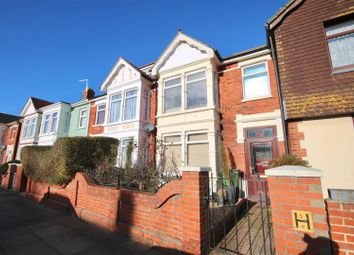 Thumbnail 4 bed terraced house for sale in Tangier Road, Portsmouth