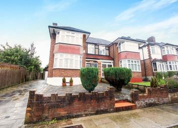 Thumbnail 3 bedroom semi-detached house for sale in South Lodge Drive, London, .., .